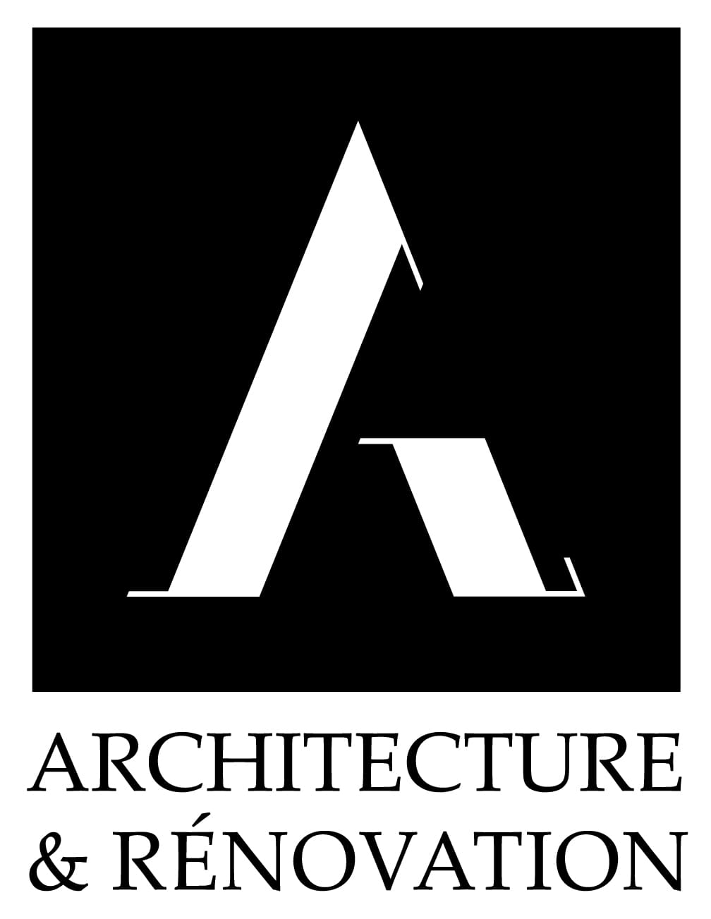 logo architecture renovation